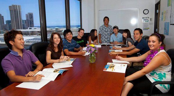 Hawaii studenti